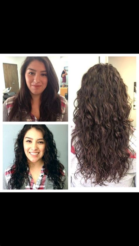 hair perm aarojo american wave the new perm hair pinterest perms and
