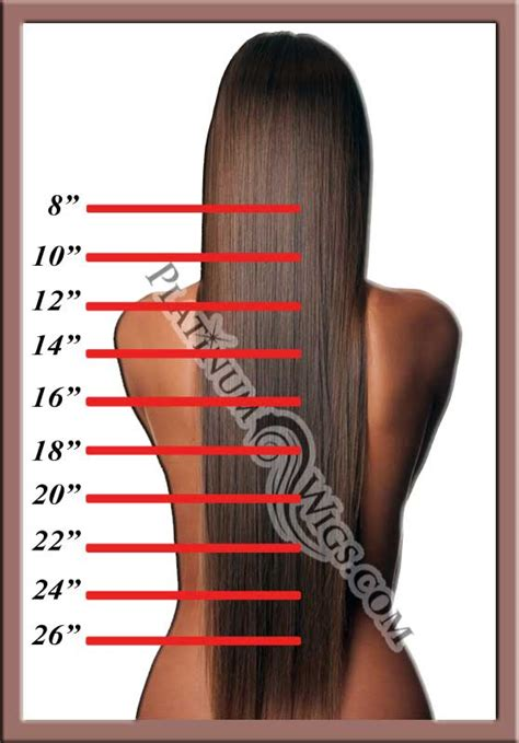 hair extension inches hair weave inches chart of hair extensions