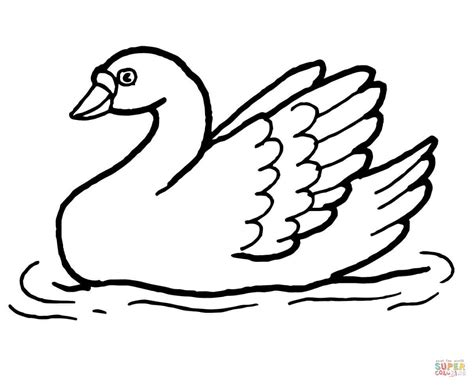 coloring pages of water birds water bug coloring page coloring pages of water birds