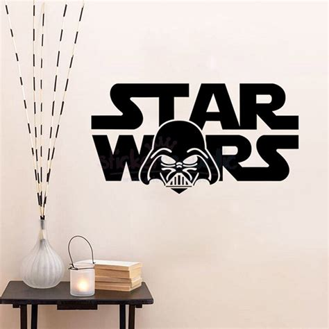 darth vader wall sticker darth vader wars wall decal