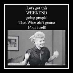 tho   friday days   week good