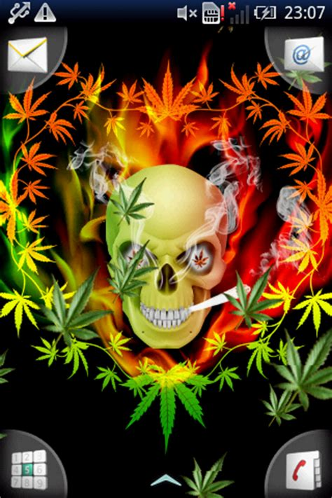 weed animated wallpaper gallery