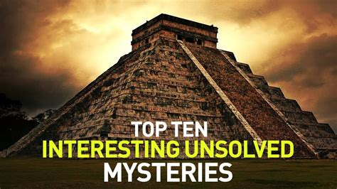 top 10 unsolved murder mysteries top 10 most interesting unsolved mysteries youtube