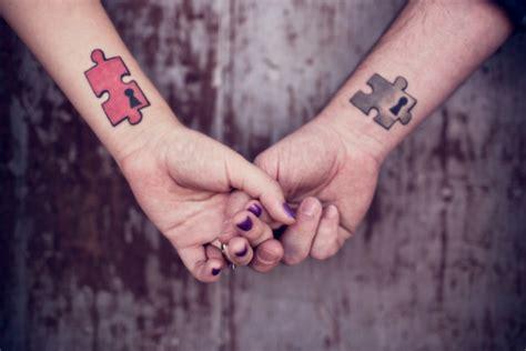 adorable couple tattoo designs  ideas