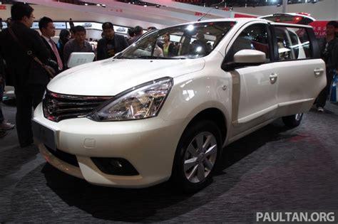 Koil Livina 1 5l Hr15de nissan grand livina facelift introduced in indonesia
