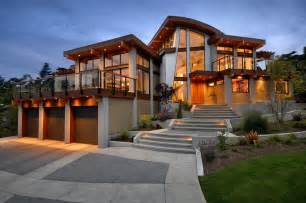 Home Modern Imposing Modern Home In Victoria British Columbia
