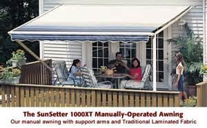 how much are sunsetter awnings sunsetter 900xt 1000xt models