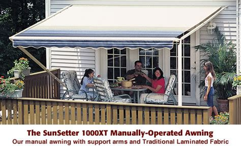How Much Are Sunsetter Retractable Awnings sunsetter 900xt 1000xt models