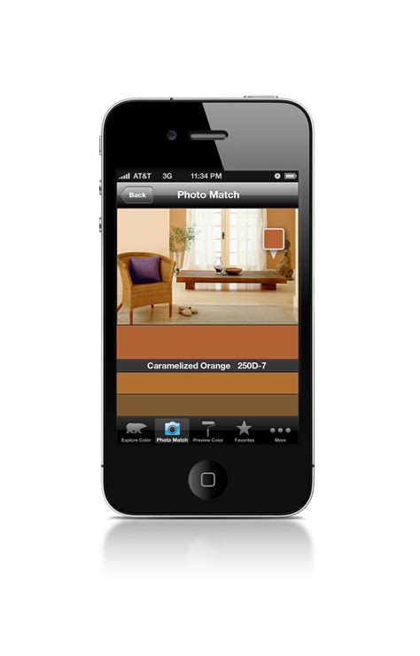 behr paints introduces colorsmart by behr mobile application to offer consumers on the go color