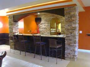 Wall Decor For Home Bar by Home Bar Designs Layouts Home Bar Design