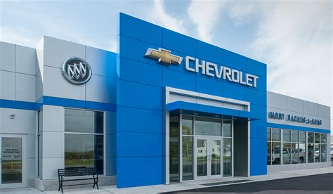 Exterior Home Design chevrolet dealership renovations and additions
