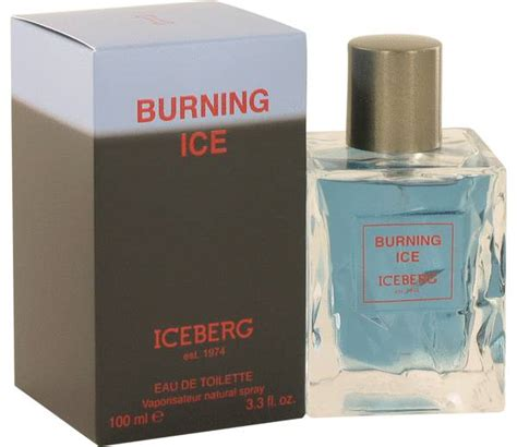 Burning Fragrance L by Burning Cologne For By Iceberg