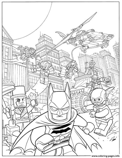lego coloring pages to print batman lego batman fash action movie 2017 coloring pages printable