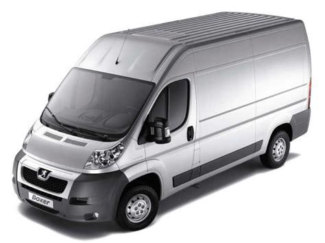 peugeot van boxer new peugeot boxer freezer van glacier vehicles