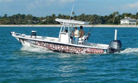 sea hunt boats marco island 23 sea hunt triton sportfish boat in marco island
