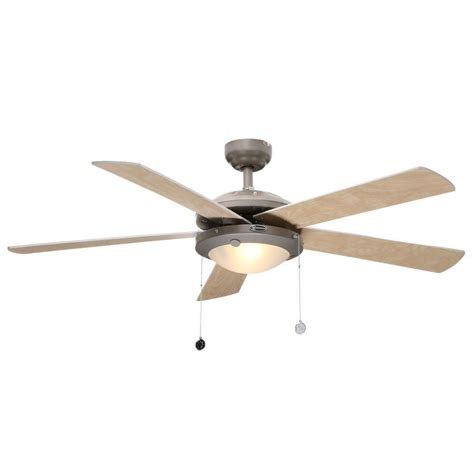 westinghouse comet 52 in brushed pewter ceiling fan