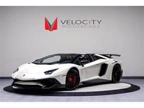 Lamborghini Aventador Convertible Price 2017 Lamborghini Aventador Ebay