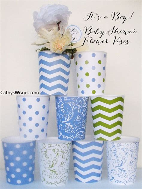 it s a boy these mix match baby shower decorations are