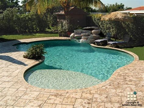 pool paver ideas pool pavers photo gallery artistic paver mfg house