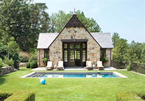 pool guest house guest cottage pool house design ideas garden gallery a southern garden poolhouse pith vigor