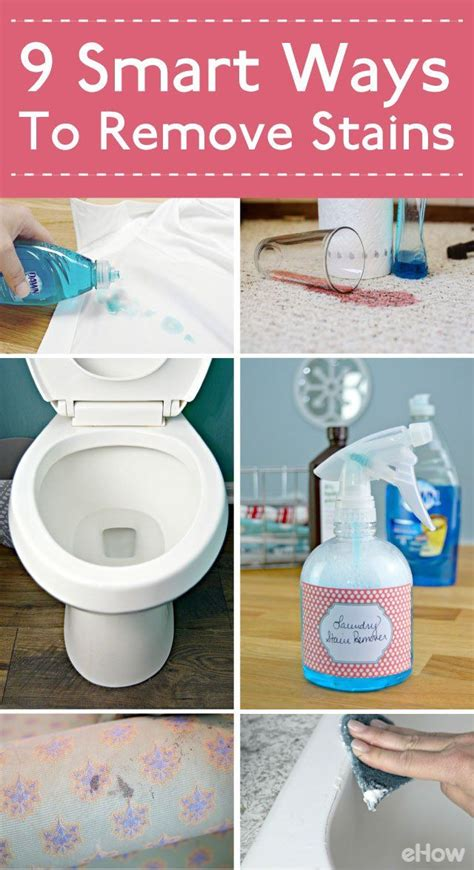 9 Tips To Help You Conquer Stains by 2366 Best Diy Home Tips Images On Cleaning