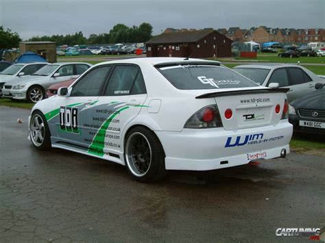 lexus racing car lexus is200 racing 187 cartuning best car tuning photos
