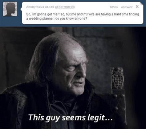 Red Wedding Memes - tumblr shocker 24 game of thrones red wedding gifs and