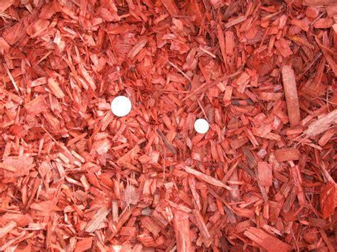 colored mulch color mulch