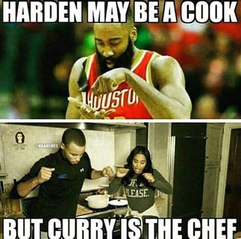 Curry Memes - james harden vs steph curry rockets warriors http