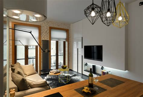 40 square feet contemporary 40 square meter 430 square feet apartment