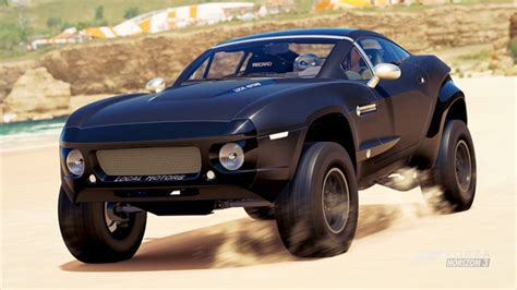 2014 Rally Fighter by Igcd Net Local Motors Rally Fighter In Forza Horizon 3