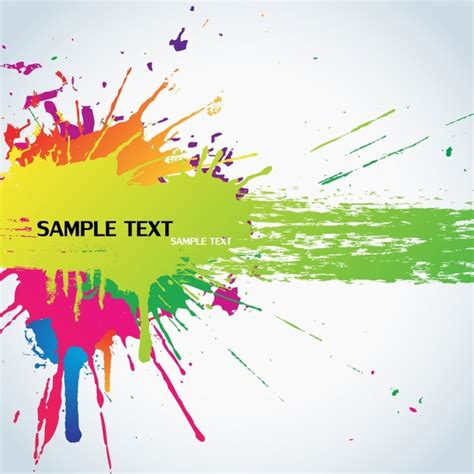 html format background color color splash background free vector download 53 470 free
