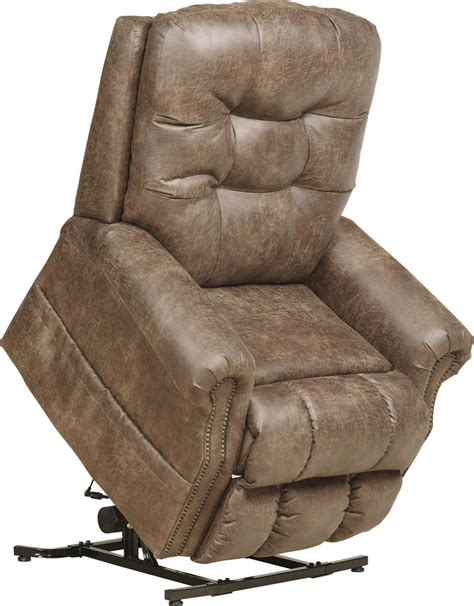 lay back recliner chair catnapper ramsey power lift lay flat recliner with heat