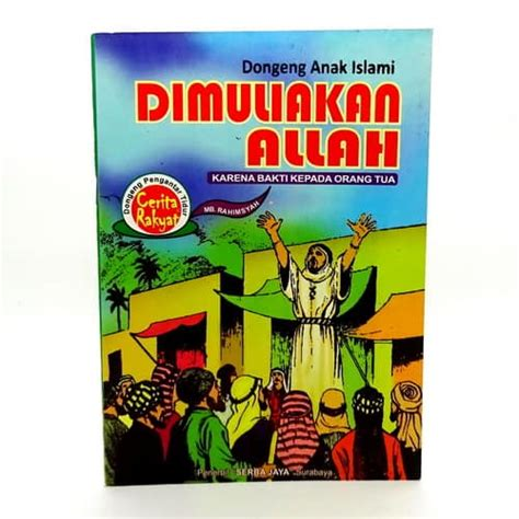 Buku Anak Dongeng Anak buku dongeng anak islami pusaka dunia