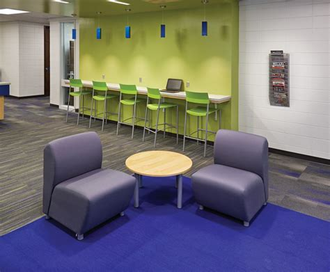 sioux center middle and high school ia demco interiors