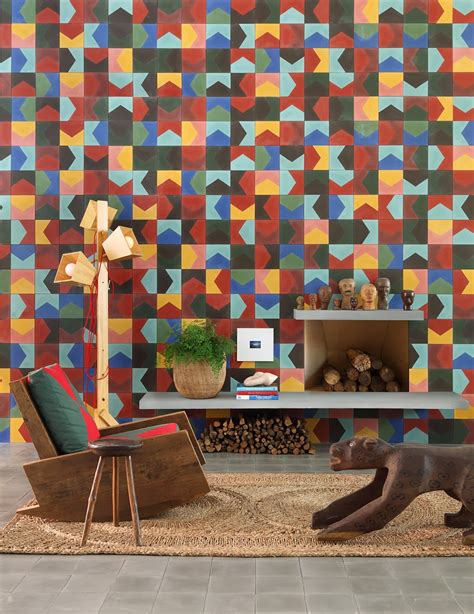 Patchwork Wall Tiles - patchwork tiles mix and match your favorite colors for a
