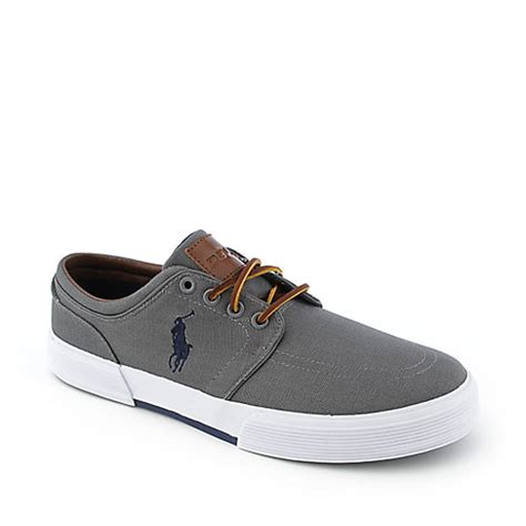 s polo ralph faxon low casual shoes polo ralph faxon low mens casual shoe