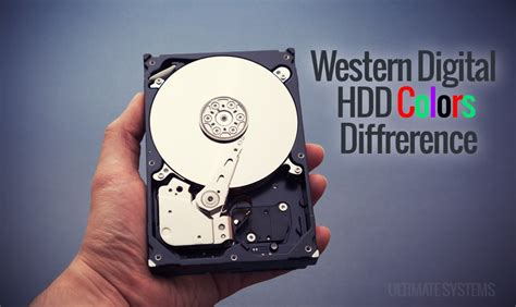 western digital color codes western digital wd hdd colors difference