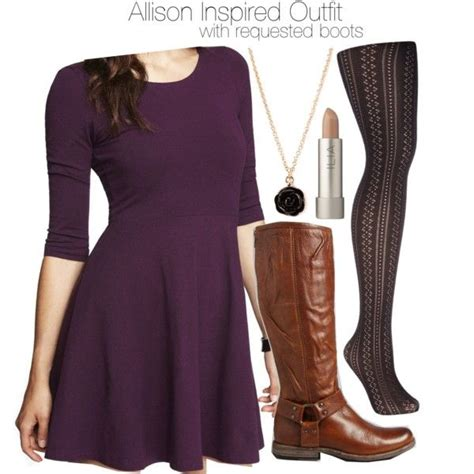Inspired Fashion by Allison Argent Picmia