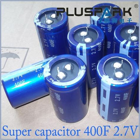 ultracapacitor china 400f 2 7v ultracapacitor supercapacitor electric layer capacitor hc 400f 2 7v