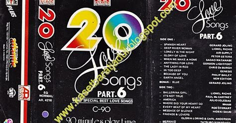 download love song barat tahun 80an kaset barat jadul kabar dul very special best love