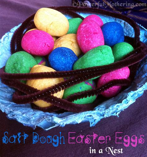 How To Make Easter Eggs Out Of Paper - paper mache bowl craft