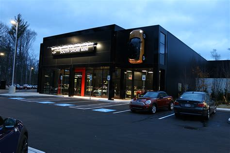 Bmw Gallery Norwell by Integrated Builders Bmw Mini Dealerships Construction