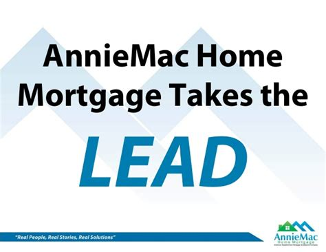 anniemac home mortgage values