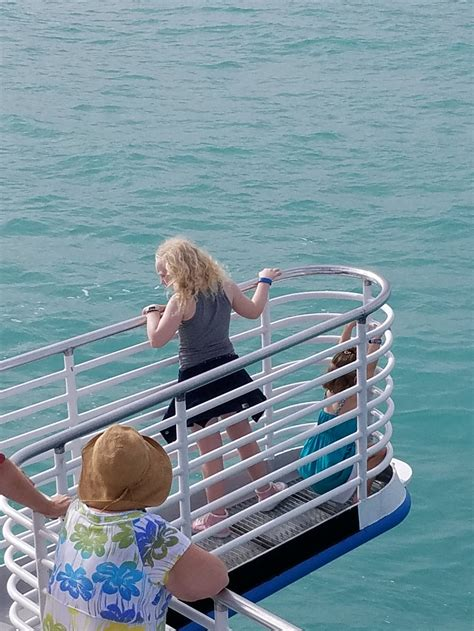glass bottom boat key west reviews shore excursion on disney wonder cruise ship cruise critic