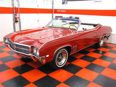 auto air conditioning service 1986 buick skylark electronic throttle control find used 1969 buick skylark custom convertible stunning show condition california car in