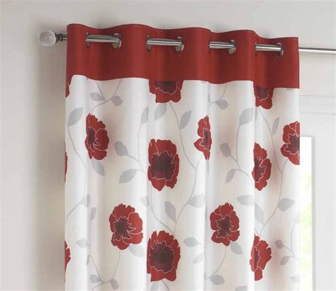 poppy curtains poppy lined curtains