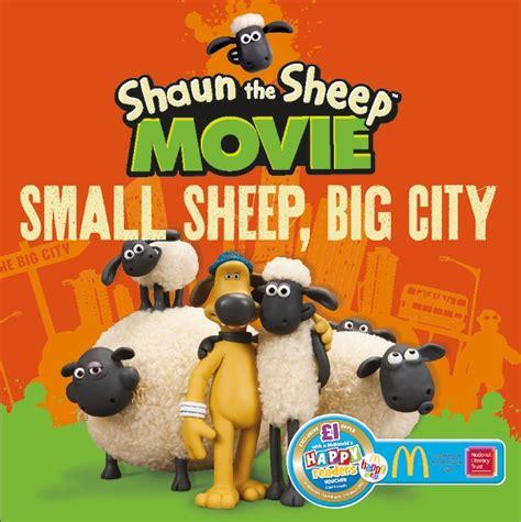 film animasi shaun the sheep walker books shaun the sheep movie small sheep big