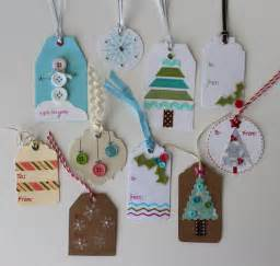 christmas once a month handmade gift tags more the