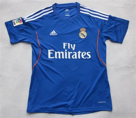 Jersey Multi Sport Real Madrid Third Ls 2013 real madrid fc barcelone les premiers maillots saison 2013 2014 page 15 sur 15